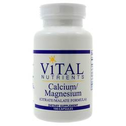 Vital Nutrients Calcium (citratemalate) 150 mg