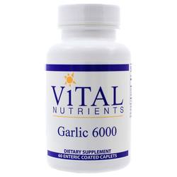 Vital Nutrients Garlic 6000 650 mg