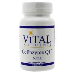 Vital Nutrients Coenzyme Q10 60 mg