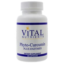 Vital Nutrients Phyto-Curcumin Plus