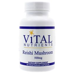 Vital Nutrients Reishi Mushroom 500 mg