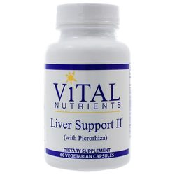 Vital Nutrients Liver Support II