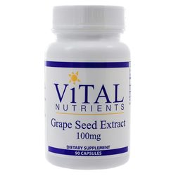 Vital Nutrients Grape Seed Extract 100 mg