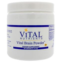Vital Nutrients Vital Brain Natural