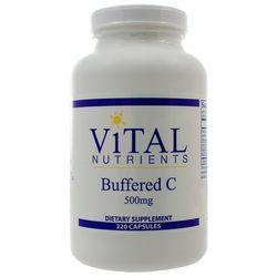 Vital Nutrients Buffered C 500 mg