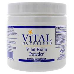 Vital Nutrients Vital Brain Powder
