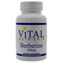 Vital Nutrients Berberine 200 mg