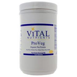 Vital Nutrients ProVeg Organic Pea Protein