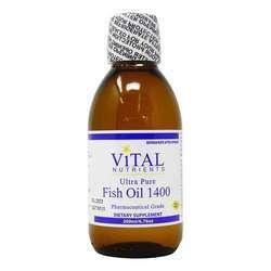 Vital Nutrients Ultra Pure Fish Oil 1400
