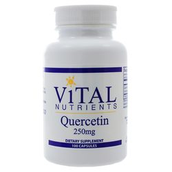 Vital Nutrients Quercetin 250 mg