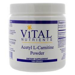 Vital Nutrients Acetyl L-Carnitine Powder