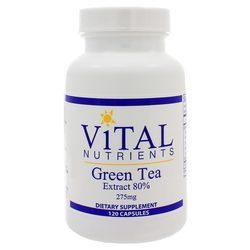 Vital Nutrients Green Tea 275 mg