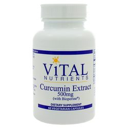 Vital Nutrients Curcumin Extract 500 mg