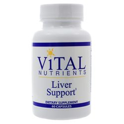 Vital Nutrients Liver Support