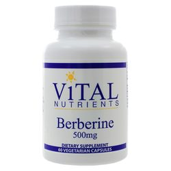 Vital Nutrients Berberine 500 mg