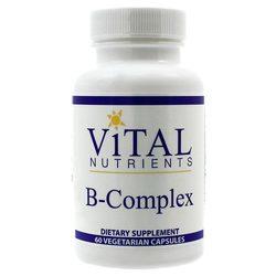 Vital Nutrients B-Complex