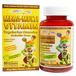 Vitamin Friends Mega-Multi Vitamin