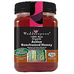 Wedderspoon Organic Beechwood Honey