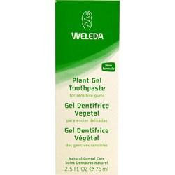 Weleda Plant Gel Toothpaste