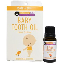Wellements Baby Tooth Oil