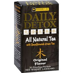 Wellements Daily Detox Tea
