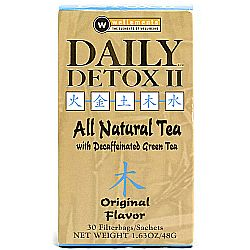 Wellements Daily Detox II Original Tea
