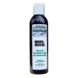 Wellinhand Action Remedies Herpa Rescue Soap Soother
