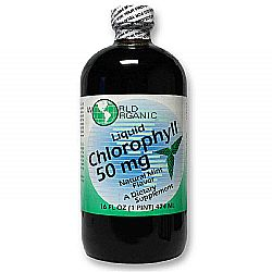 World Organic Liquid Chlorophyll 50 mg