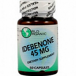 World Organic Idebenone 45 mg