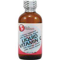 World Organic Liquid Vitamin C