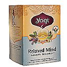 Yogi Tea Organic Teas Relaxed Mind Tea