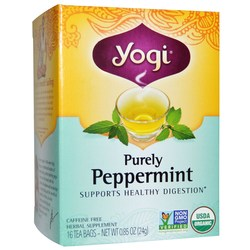 Yogi Tea Organic Teas Herbal
