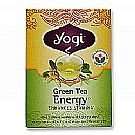 Yogi Tea Organic Teas Green Tea Energy