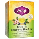 Yogi Tea Organic Teas Green Tea Blueberry