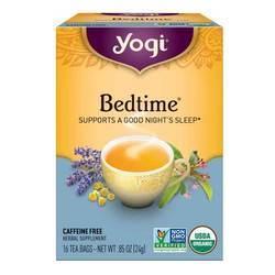 Yogi Tea Organic Teas Bedtime Caffeine Free Tea