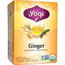 Yogi Tea Organic Teas Blend Ginger