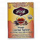 Yogi Tea Organic Teas Mayan Cocoa Spice