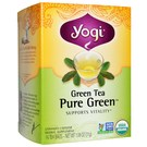 Yogi Tea Organic Teas Pure Green Tea
