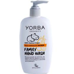 Yorba Organics Family Hand Wash