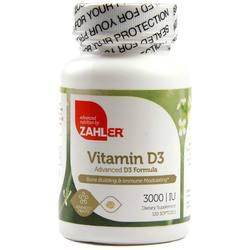 Zahlers Vitamin D3