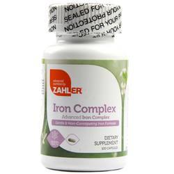 Zahlers Iron Complex
