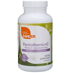 Zahlers Pantothenic Plus C