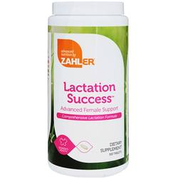 Zahlers Lactation Success