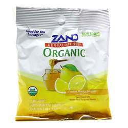 Zand Organic HerbaLozenge Lemon Honey Soother