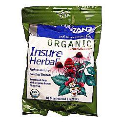 Zand Organic Insure HerbaLozenge