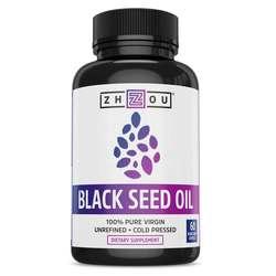 Zhou Black Seed Oil Organic