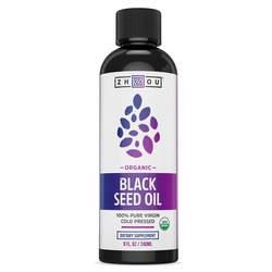 Zhou Organic Black Seed Oil