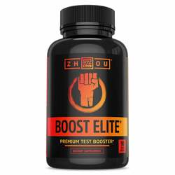 Zhou Boost Elite Testosterone Booster