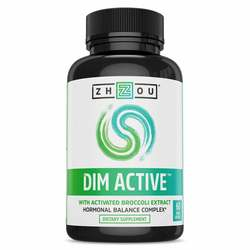 Zhou DIM Active with Activated Broccoli Extract