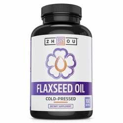 Zhou Flaxseed Oil
